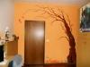 Albero su parete privata, Imola
