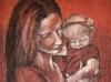 Maternità 2 - 40x50