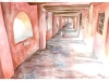 Via degli Asini (acquerello) 25x35